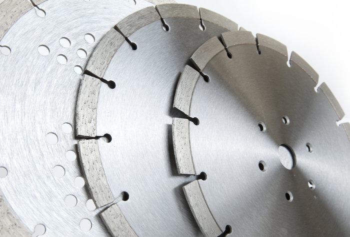 Corte de hormigón con sierras específicas